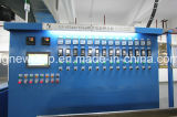 Systemtest-schäumende Koaxialkabel-Extruder-Maschine (CE/Patent Bescheinigungen)