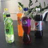 Halb automatische Plastikhaustier-Flaschen-durchbrennenmaschine