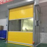 Дверь PVC двери завальцовки промышленной двери завальцовки высокоскоростная