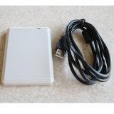 O melhor leitor do Desktop do USB do cartão da freqüência ultraelevada RFID do preço