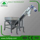 Transportador del taladro de tornillo de Shaftless para el tratamiento de aguas residuales