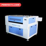 Acryl-CO2 60W Laser-Ausschnitt-Gravierfräsmaschine-Preis-hölzerner Laser-Scherblock-Tischplattenglasplastiklaser