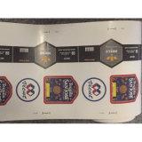 Máquina de impressão da etiqueta adesiva/máquina impressão das etiquetas