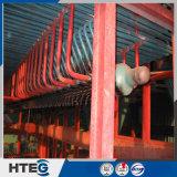 Encabeçamento de alta pressão da distribuição da caldeira com sistema de inspeção do raio X