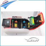Impressora do cartão do PVC do Inkjet/cartões automáticos do plástico do número de série da máquina de estampagem do cartão do PVC