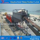 Sand-waschendes Gerät mit der Kapazität 30-150t/H