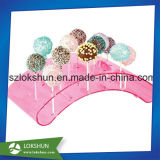 Les ventes d'usine de Shenzhen Lollipop présentoir acrylique