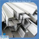 AISI 316L laminado en caliente y barra de ángulo Pickled del acero inoxidable 40*40*4 igual y tipo desigual