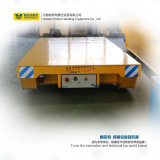 Transporte de la industria del acero rampa remolque Carro plano