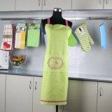 Blume gedrucktes Küche-Schutzblech für die Frauen, die Leitungskabel-Schutzblech-Preis kochen