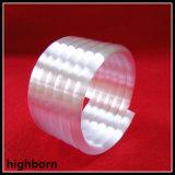 カスタマイズされた明確な螺線形の水晶ガラス管