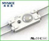módulo del módulo 2835 SMD LED de 12V LED para las muestras del rectángulo