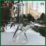 9mm Beaker Glass Smoking Water Pipe
