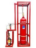 Sistema de Supression del fuego del sitio de motor del intercambio 5.6MPa Hfc227ea (FM200)