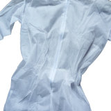 使い捨て可能なNon-Wovenつなぎ服または全面的な、防護衣