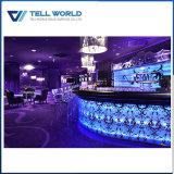 Уникальный дизайн акриловые твердой поверхности ночной клуб винный бар счетчик
