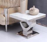 ホーム使用の大理石の上部表のステンレス鋼ベース