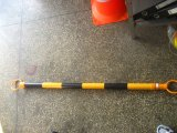 Barra reflexiva barata do cone do tráfego de Red&White Yellow&Black para o cone do tráfego
