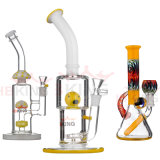 420 مجتمع مصنع بالجملة لون مختلطة [هيتمن] جديد سميك و [سموك بيب] متينة زجاجيّة زجاجيّة