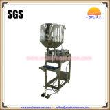 Máquina de rellenar volumétrica semiautomática para el líquido