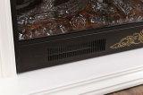 セリウム公認MDFのホーム家具のヨーロッパ式の電気暖炉