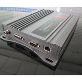 Leitor passivo do reparo da freqüência ultraelevada RFID da escala longa 12meter 860MHz-960MHz com RJ45 e RS232