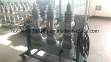 Chz4 38kv 630A/800A 60Hz/50Hz 12.5ka/20ka Recloser para a subestação montou/Pólo montado