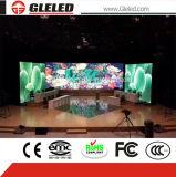 Colore completo esterno che fa pubblicità ai segni della visualizzazione di LED
