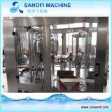 8-8-3 máquina de enchimento giratória 2000bph da bebida da água 3in1