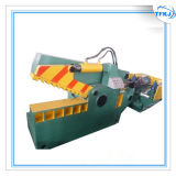 Chaîne de production complète cisaillement hydraulique d'alligator de presse de déchet métallique de Q43