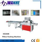 Automatische Maschinen-Kästchen-Messer-Kissen-Verpackungsmaschine