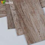 2018 Nouvelle conception des ménages Plancher de bois en plastique