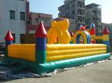Castello di rimbalzo di salto gonfiabile gigante commerciale di prezzi di fabbrica per l'adulto