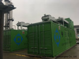 Containerized Biogas 발전소