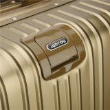 Hochwertiges Hardshell 20 '' alles Aluminiumrahmen-Gepäck