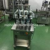 Parfum semi-auto Machine de remplissage en acier inoxydable
