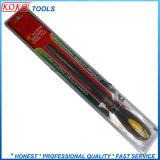 Один двойной Блистер-упаковка плоской Machinist сталь с пластиковой ручкой
