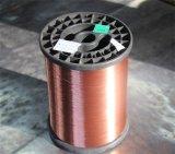 Emaillierter kupferner plattierter Aluminiumberufsdraht 0.11mm