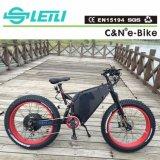 26 * 4.0インチ5000Wを販売する製造業者モーター完全な中断脂肪質のタイヤの電気バイク/電気山の自転車