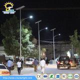 80W de LEIDENE ZonneVerlichting van de Straat met Economisch Ontwerp