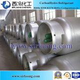 Propeno Propileno R1270 o refrigerante de ar condicionado