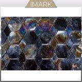 Imarkのブレンドの黒のガラスモザイクプールの供給