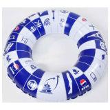 Promoción de la moda de Venta caliente publicidad promocional inflables de PVC Regalo Anillo Anillo de natación de la vida