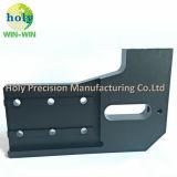 Endplate met 6063 CNC die CNC van de Douane van het Geval van het Aluminium de Dienst machinaal bewerken