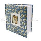 4 '' *6 '' قماش تغطية كتاب يحدّ [فوتو لبوم]