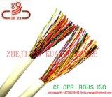 Des LAN-Cable& Paare 24AWG Telefonkabel-Utpcat5e des Kabel-25