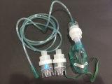 Nebulizzatore dei rifornimenti di ospedale con la mascherina dell'aerosol
