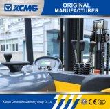 XCMG 1.3t/1.5t/1.8t/2t/2.5t tribune-op de Elektrische Vorkheftruck van de Vrachtwagen van het Bereik met 2 Stadium 3m Mast