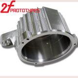 Kundenspezifisches Herstellungs-Service-Al zerteilt CNC maschinell bearbeiteten Prototyp