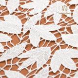 Guarnizione popolare del merletto di alta qualità per la fabbricazione dei vestiti di cerimonia nuziale del ricamo